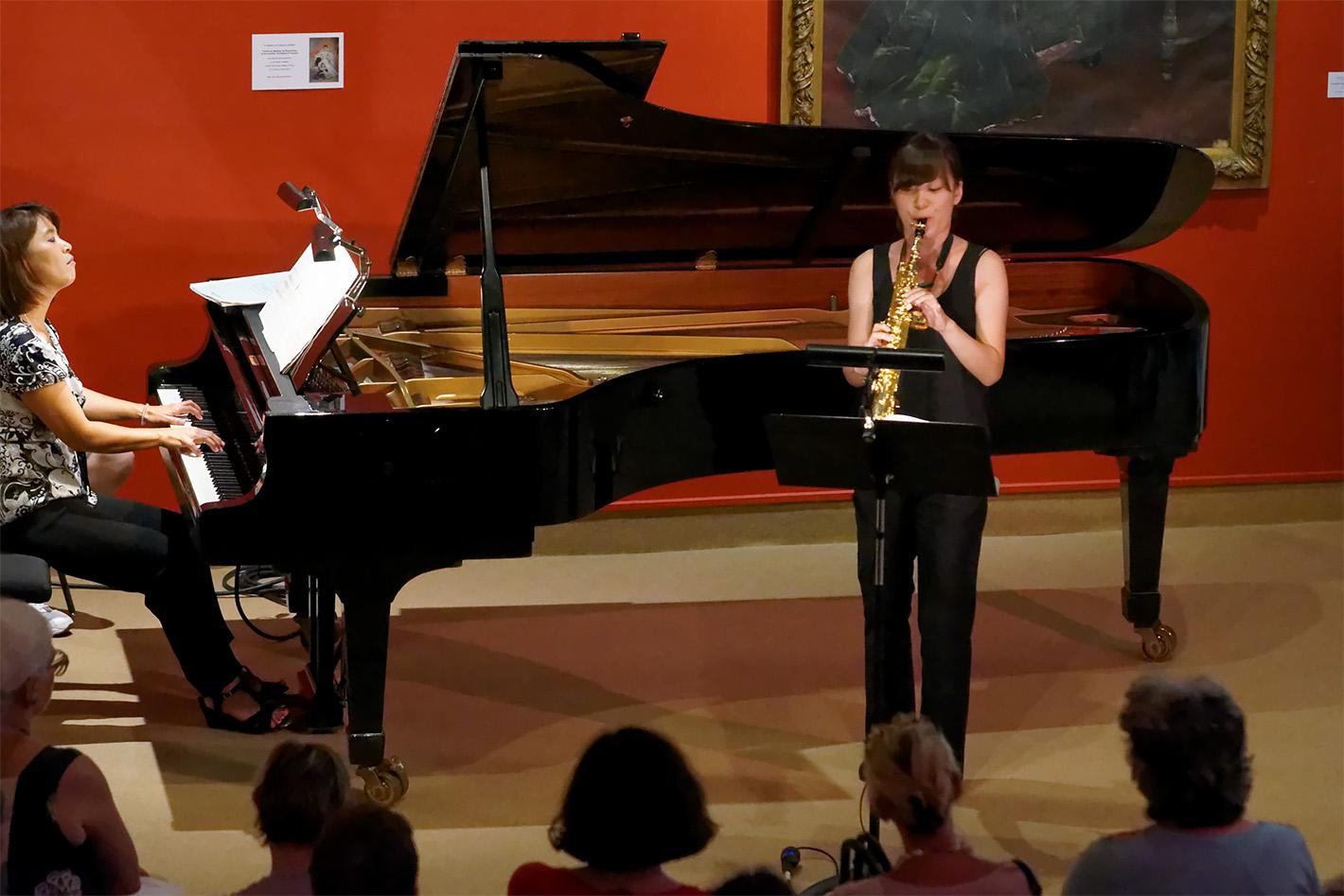 Académie Abanera, concert au Musée Sainte-Croix